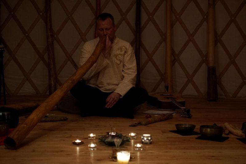 didgeridoo jurta